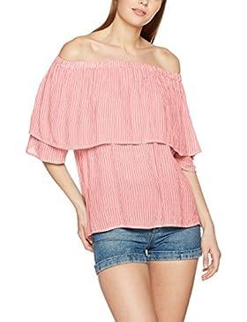 Vero Moda Vmjane Off Shoulder 2/4 Midi Top Dnm, Camiseta para Mujer