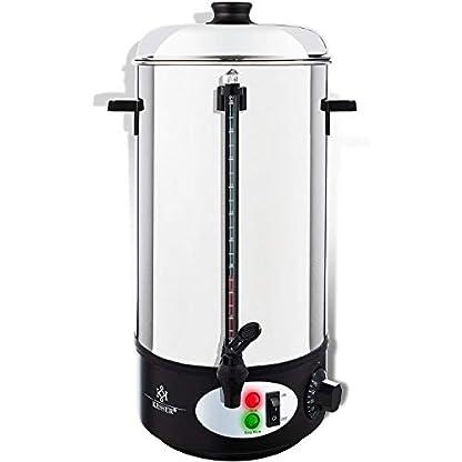 KESSER-Glhweinkessel-20L-Edelstahl-Glhweinkocher-Glhweinautomat-Heigetrnkeautomat-Wasserkocher-Heiwasserspender-Kocher-Einkochautomat
