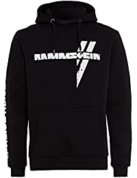 Rammstein - Sweat-shirt à capuche - Homme noir Schwarz