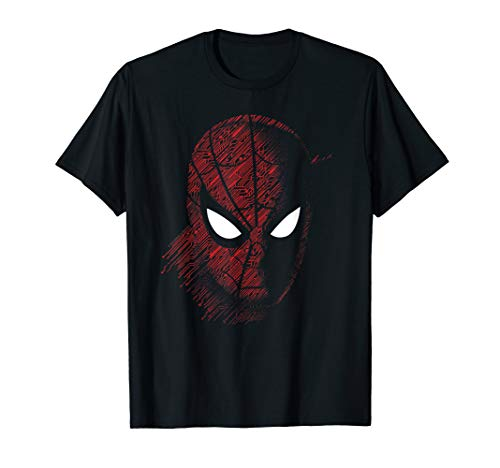 Marvel Spider-Man: Far From Home Close Up  T-Shirt