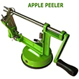 Apple Peeler Corer Potato Coring Machine Fruit Cutter Slicer Kitchen Tool 3 in 1 Stainless Steel-ARSUK