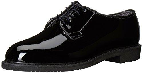 Bates Lites Oxford, High Gloss Black, 8 C US -