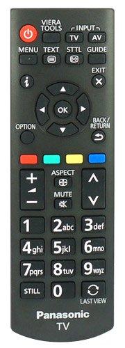 Panasonic N2QAYB000815-Fernbedienung für PANASONIC LCD LED Plasma TVs-mit zwei 121AV AAA Batterien im Lieferumfang enthalten. - Panasonic Lcd-plasma-tv