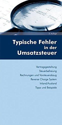 Typische Fehler in der Umsatzsteuer Reverse-charge-system