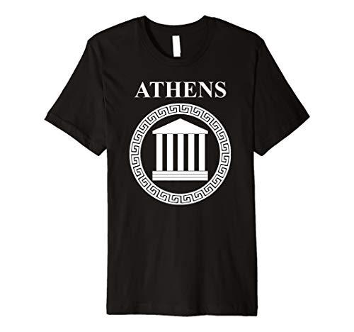 Athen Demokratie Antiken Griechenland T-Shirt