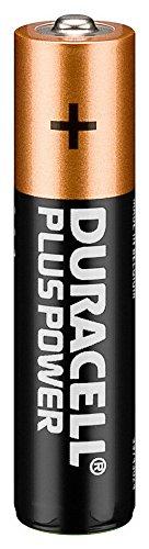 Battery (blister de 4 piles alcalines aAA duracell-plus power-vert
