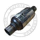 Universal Katalysator für Benzinmotoren bis 2.0l 2000ccm 55mm Keramik K41