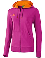 erima Damen Sweatjacke Graffic 5-C