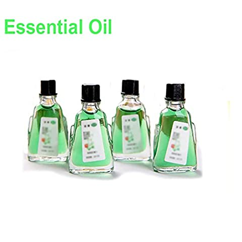 erthome Essential Oil Set 6 Pack 100% Pure Natural Grade Oils Lot 3 ml