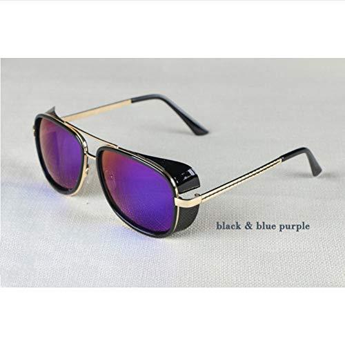 Ljtao Männliche Steam Punk Sonnenbrillen Matsuda Sonnenbrillen Retro Eyewear Steam Punk Sonnenbrillen Uv400 Augen Von Sun