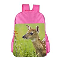 Costa Rica National Animal School Backpack Children Shoulder Daypack Kid Lunch Tote Bags RoyalBlue