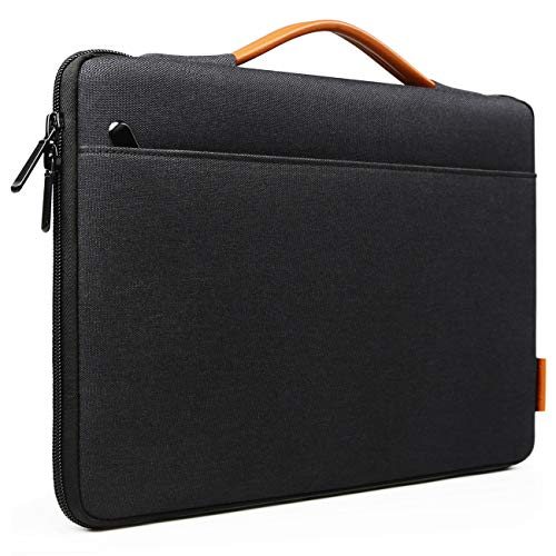 Inateck Hülle Tasche Laptop Sleeve Case Kompatibel mit Microsoft 12,3 Zoll Surface Pro 6/4/3/Surface Pro5(Surface Pro 2017), Schwarz