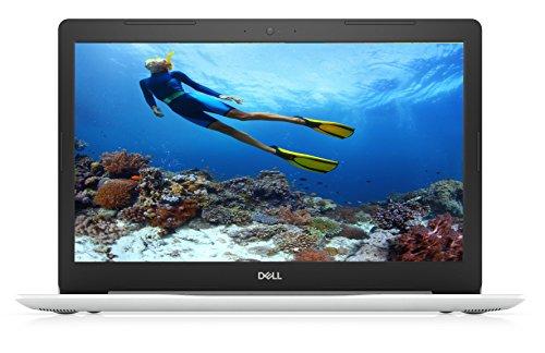 Dell Inspiron 15 5000 15.6-inch FHD Laptop (White) (Intel Core i3-6006U Processor, 4 GB RAM + 1 TB HDD, Windows 10 Home)