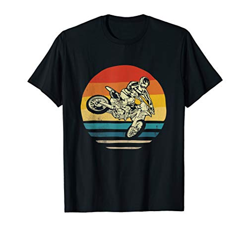 Biker t shirt Mens womens ENDURO TRIALS classic Motorcycle design Motorbike