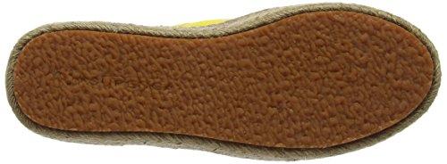 Superga S0099Z0, Scarpe da Ginnastica con Piattaforma Unisex Adulto Giallo (sunflower)