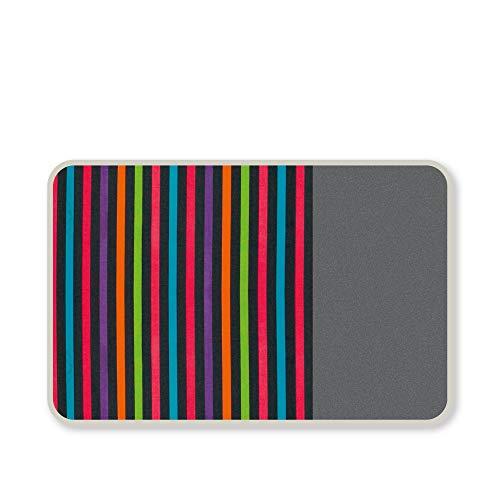 LaundrySpecialist® Bügeldecke mit Active-Technologie, Maße 100 x 60 cm. Einfach und sicher bügeln auf jeder Ebenen Fläche im Haus