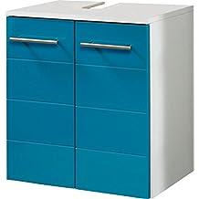 Badmöbel blau  Suchergebnis auf Amazon.de für: badmöbel blau