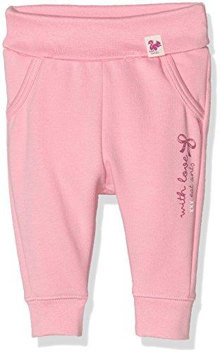 Sanetta Baby-Mädchen Jogginghose 113713, Rosa (Candy Blush 37051), 74
