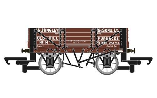 Hornby r6745'Hingley & Sons' 4Plank Wagon Spielzeug