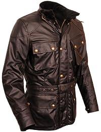 edac8b3bc3 Belstaff Trialmaster 2.0 wax cotton jacket brown