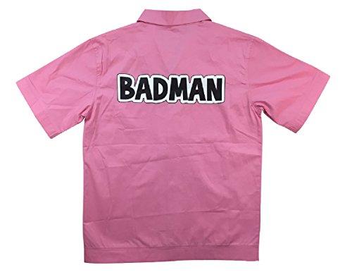 Dragonball Z Herren Vegeta Badman Kostüm Shirt -