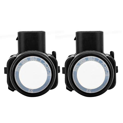 Hlyjoon LED Headlight 2 PCS 7 Pollici 60W LED Auto fari Kit di conversione Tondo DC 12-24V Veicolo LED High Low Beam Bulb Headlamp per JK TJ CJ (Senza Halo (Facoltativo))