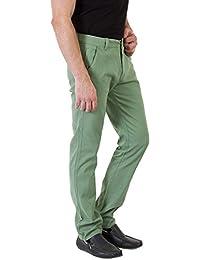 Van Heusen Sport Men's Air Chino Slim Fit Casual Trouser
