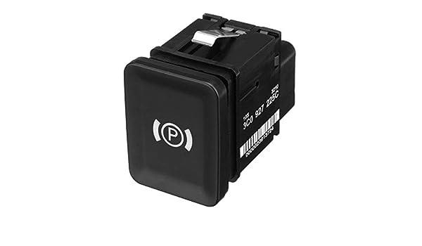 Viviance Elektronische Handbremse Bremsklotz Schalter 3C0927225C F/ür Vw Passat B6 C6 Cc