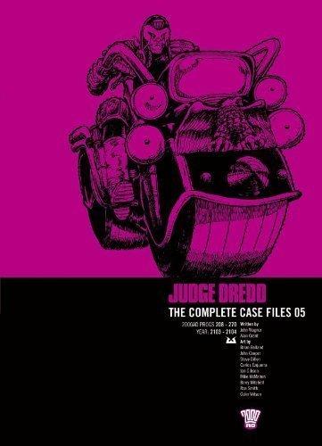 Judge Dredd: Complete Case Files v. 5 of Wagner, John, Grant, Alan on 15 October 2006