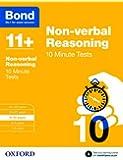 Bond 11+: Non-verbal Reasoning 10 Minute Tests: 9-10 years