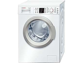 Bosch WAQ28413FF Autonome Charge avant 8kg 1400tr/min A+++-30% Blanc machine à laver - machines à laver (Autonome, Charge avant, Blanc, Gauche, 58 L, 1,6 m)
