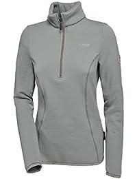 Pikeur Livie–Polartec Camiseta Light Grey Función Camiseta plisadas, Pikeur _ 17_ groessen: 38