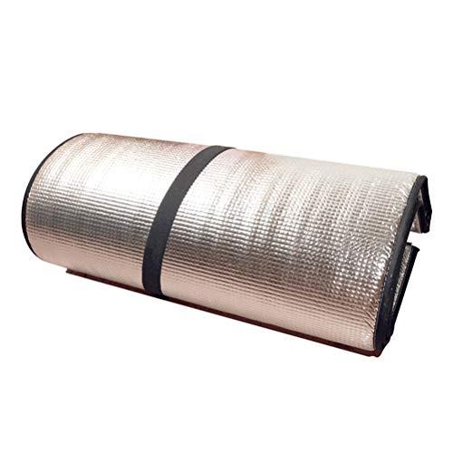LIOOBO Klimaanlagen Abdeckung Außenklimaanlagen Abdeckungen Wasserdicht Sonnenschutz AC Geräteabdeckung (Silber)