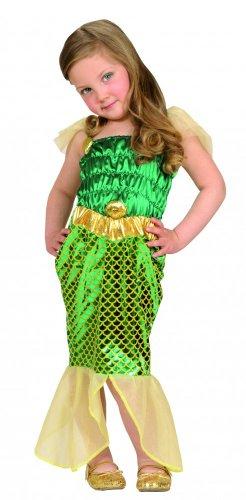 Kostüm für Kleinkinder (Kleinkind Meerjungfrau Kleid)
