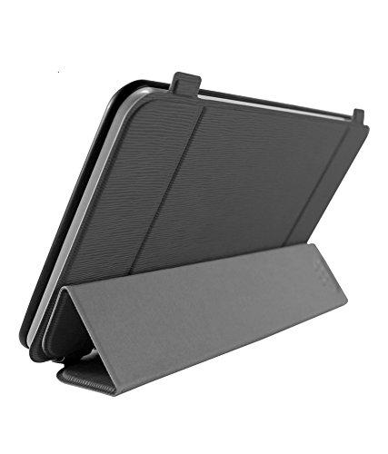 Molife Flip Cover For Samsung Galaxy J Max (Black)