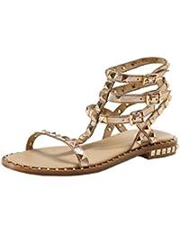 Ash Footwear Scarpe Whitney BIS Sandali Bianco Donna White 41