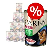 Animonda Carny 83350 Adult Mix1 24 x 400 g - Katzenfutter