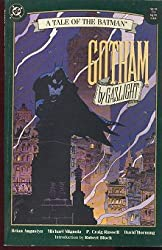 Gotham by Gaslight: A Tale of the Batman