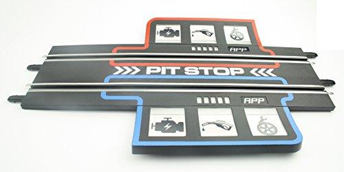 Preisvergleich Produktbild Carrera 20061664 - GO!!!+ Pit-Stop-Game Schiene