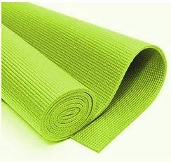 ONRESTO Yoga Mat, 4mm (Green) with Bag