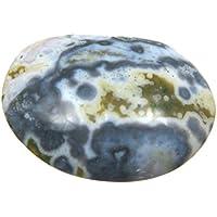 Scheibenstein Ozean-Achat (Chalcedon) 4-5 cm preisvergleich bei billige-tabletten.eu