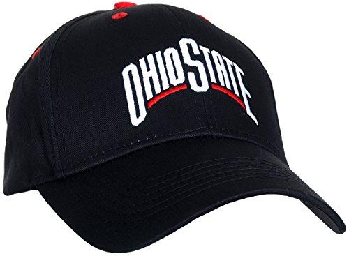 Ohio State Buckeyes Herren MVP Ball GAP, Herren, schwarz -