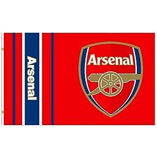 Gunners Giant Arsenal FC (Premier League) Fußballwappen Flagge, 152 x 91 cm