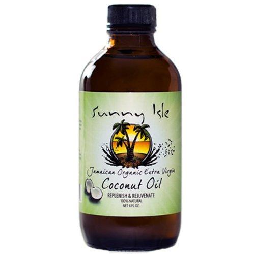 Hauttypen Weg (Sunny Isle Jamaican Bio Kokosnussöl Extra Virgin Replenish & Regenerieren. 00% natur–ohne Salz haben 6oz)