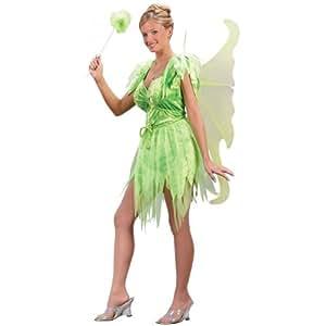 Fun World 18977 Neverland Fairy Adult Costume Size S-M- Women 6-10