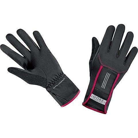 GORE RUNNING WEAR Damen Warme Lauf-Handschuhe, GORE WINDSTOPPER, AIR LADY