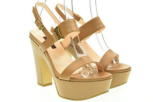 L'AMOUR donna sandalo 314 MIU80 Cuoio 40 Cuoio