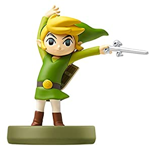Amiibo Toon Link (The Wind Waker) – Legend of Zelda Series Ver [Wii U] Japan Import