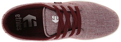 Etnies - Jameson 2 Eco, Scarpe da skateboard da uomo Braun (BROWN/RED/228)