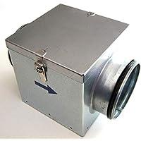 Filterklasse G4 St/ärke ca 3 Kegelfilter G4 DN 200 20mm 600mm lang f/ür Ansaugs/äulen
